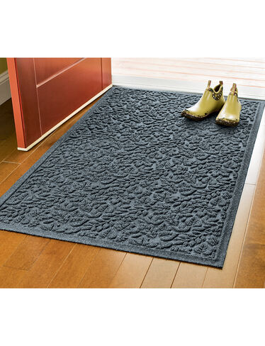 "Fall Leaves Water Glutton Runner Mat, 32"" x 81"""
