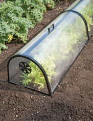 Row Garden Cloche