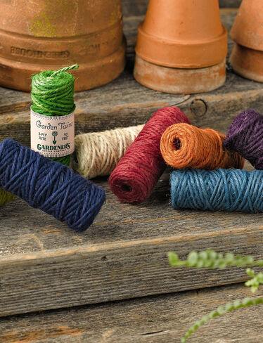 Jute Twine Gift Pack | Colored Twine | Gardener's Supply