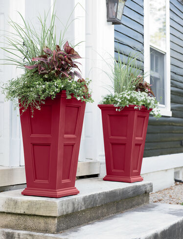 Tall Fairfield Patio Planter
