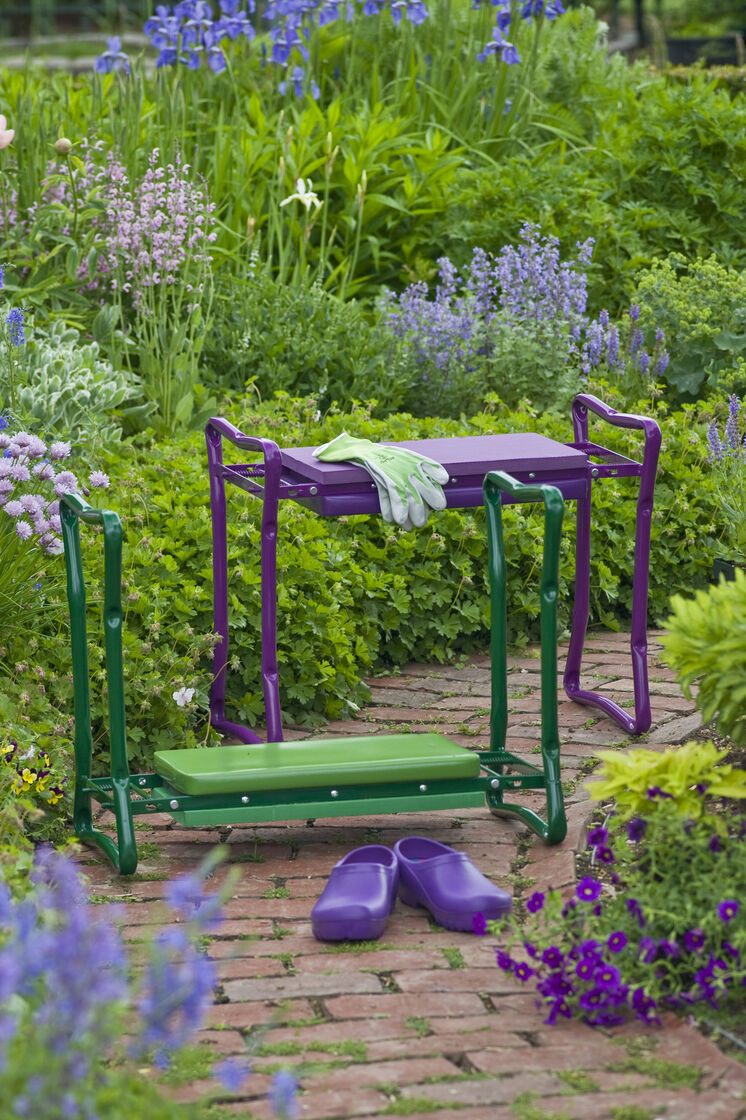 Gardening Seat Deep Seat Garden Kneeler Gardenerscom