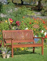 Serenity Bench, 4'