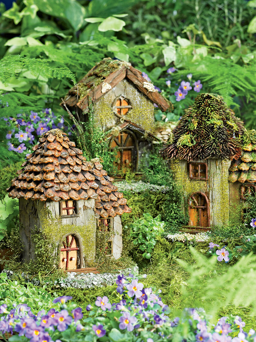 Fairy Garden House Fairy Garden Cottage Gardener 39 S Supply