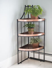 *Shown with Essex Quarter Round Plant Stand Trays, sold separately.