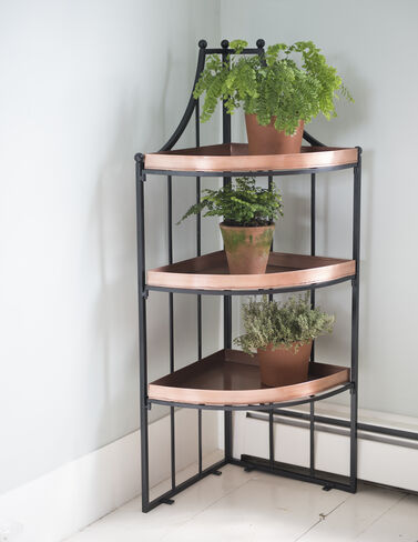 indoor plant stands decorative plant stands for house plants. Black Bedroom Furniture Sets. Home Design Ideas