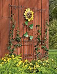 Garden Wall Trellis