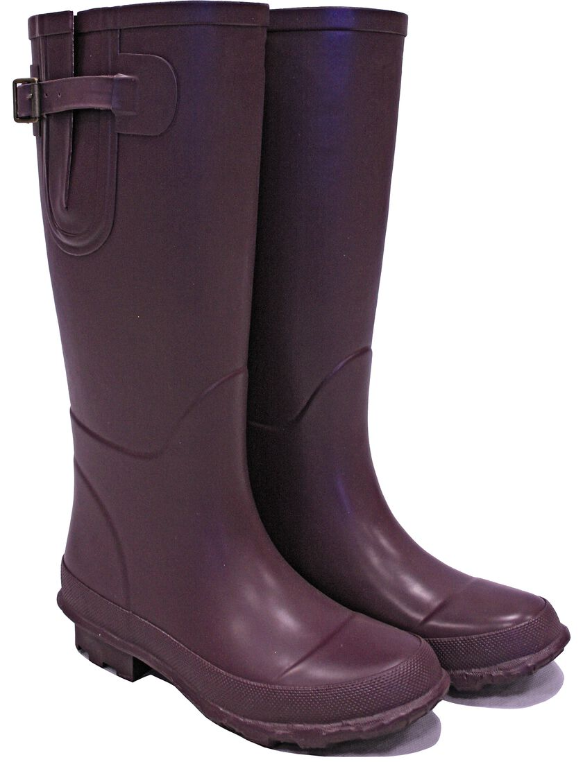 Garden footwear internet gardener fashion rain boots by for Garden boots for women