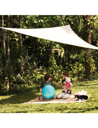 Triangular Shade Sails