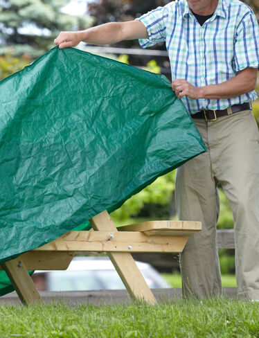 Classic Picnic Table Cover