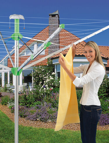 Collapsible Clothesline