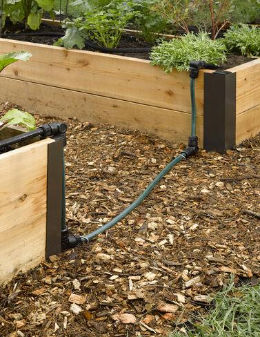 Snip-n-Drip Raised Bed Connector Kit Watering, Water System, Drip System, Drip Watering, Irrigation, Sprinklers, Drip Irrigation, Water
