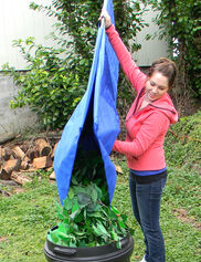 Leaf Collection Tarp