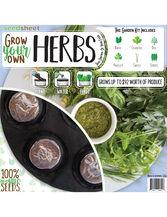 Grow Your Own Herbs Seedsheet