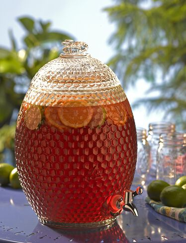 Honeycomb Beverage Dispenser