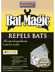 Bat Magic Repellent, Set of 4