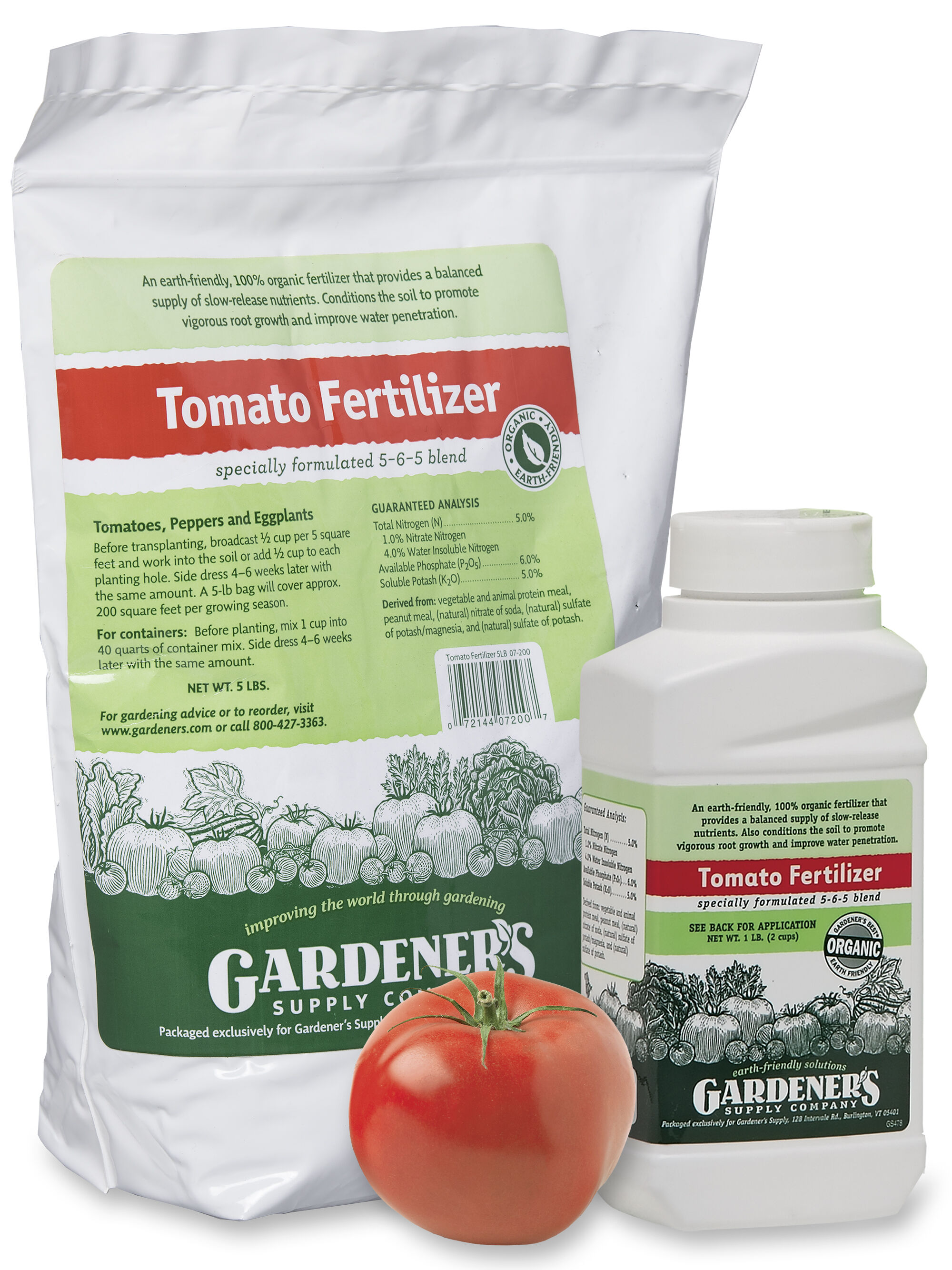 Fertilizer Basics Organic Fertilizer NPK Ratio Gardenerscom