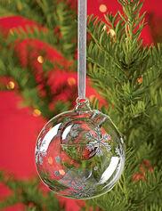 Snowflake Scent Diffuser Bubble