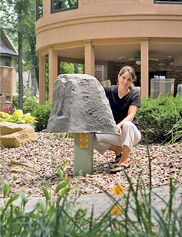 Tall Mock Rock™ Artificial Rock