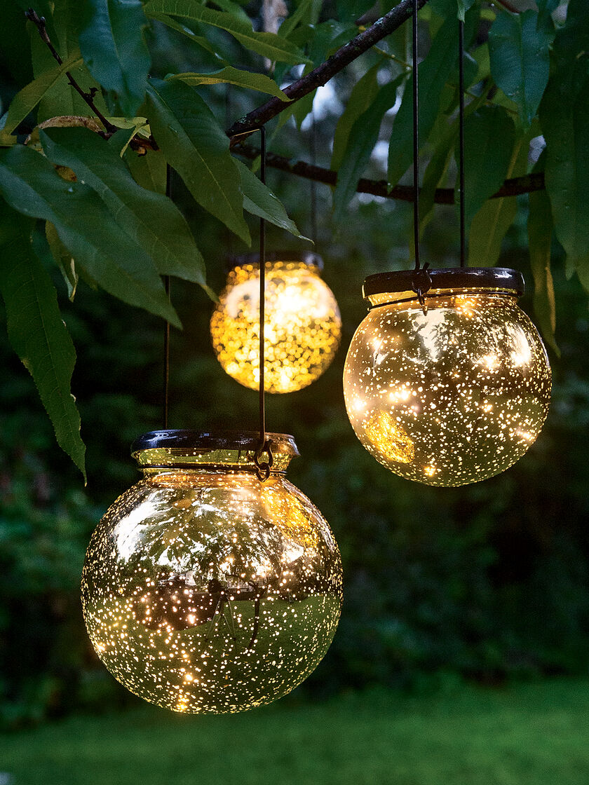 battery operated globe lights led fairy dust ball mercury glass globes. Black Bedroom Furniture Sets. Home Design Ideas