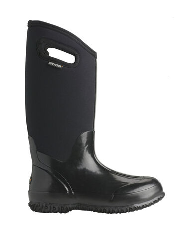 Women's High Boot, Black