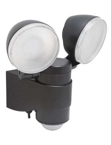 Dual Head LED Security Spotlight