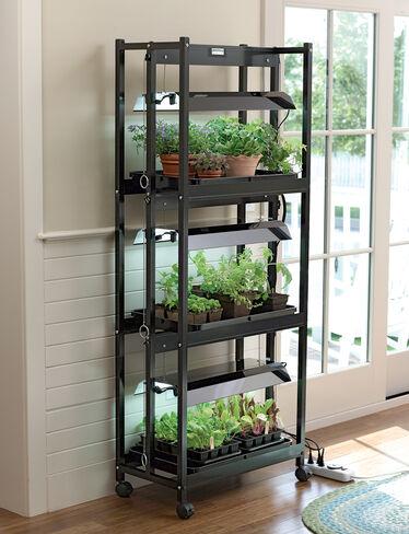 Compact 3-Tier SunLite® Garden