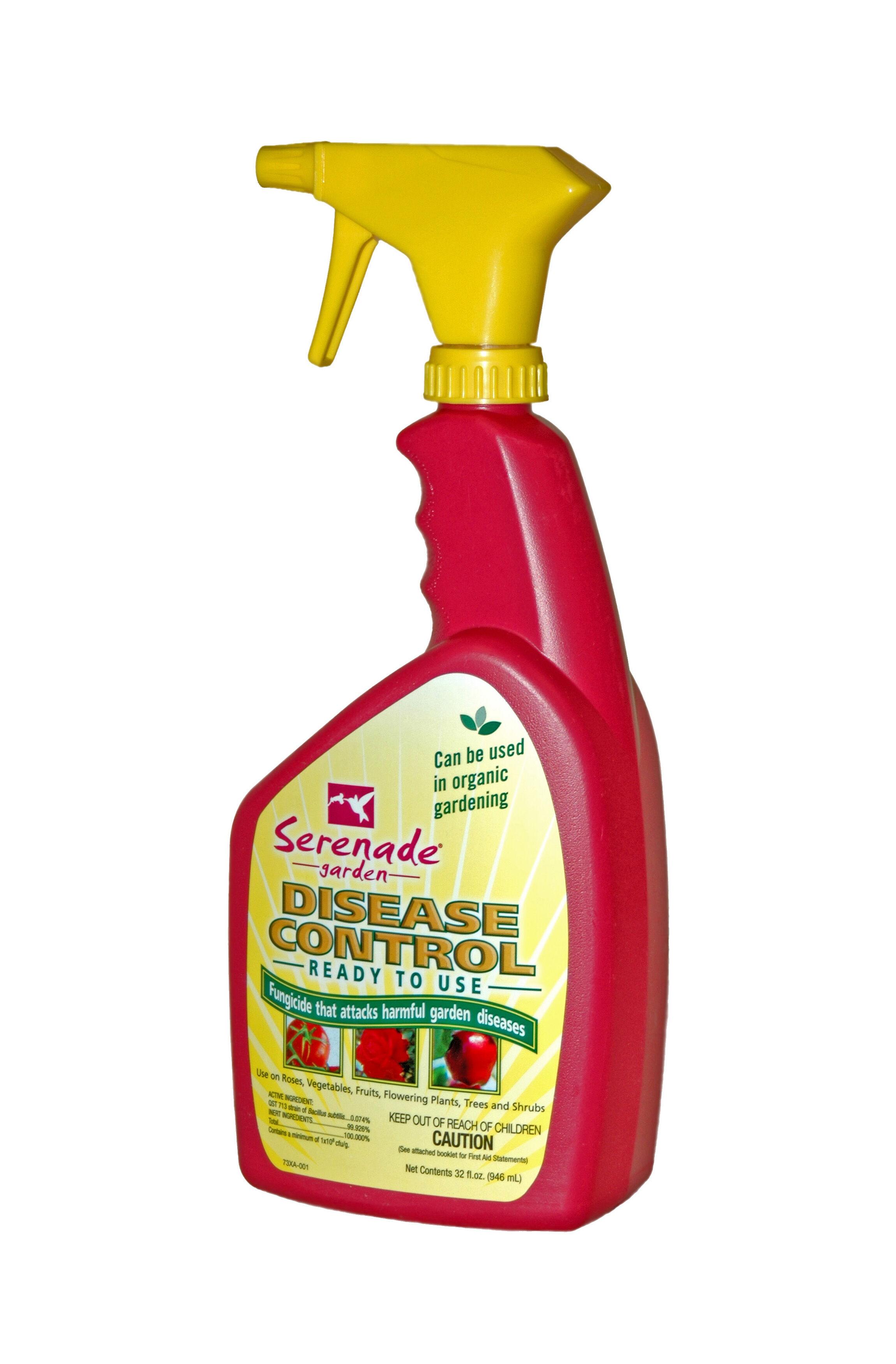 Serenade 174 Garden Disease Control Spray Gardener S Supply