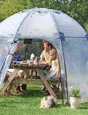 Sunbubble Greenhouse