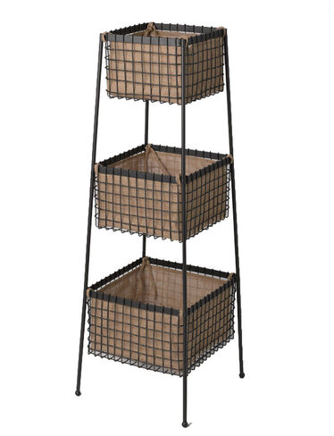Jute Liners for 3-Tier Stand, Set of 3