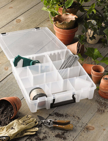 Garden Accessory Kit and Storage Box