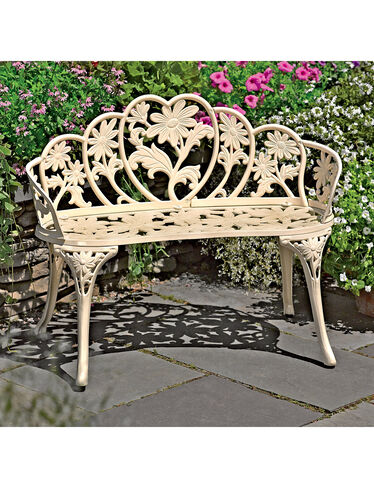 Daisy Chain Bench