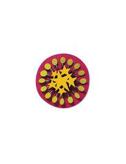 """Yellow Star Studio M Kaleidoscope Spinner, 8"""""""