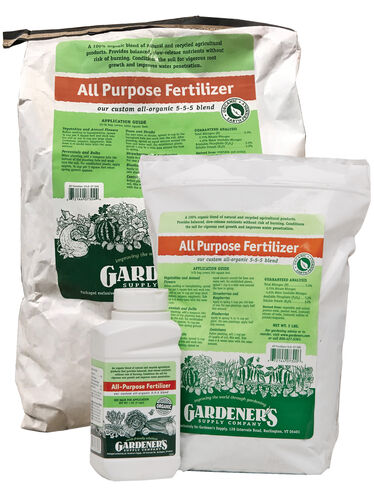 All-Purpose Fertilizer - Organic
