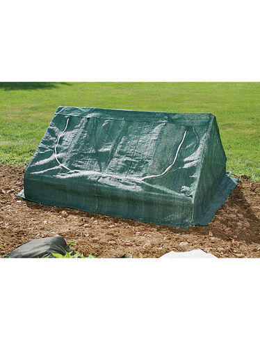 Shade Cover for Cold Frame