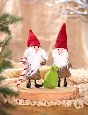 Christmas Elves, Set of 2