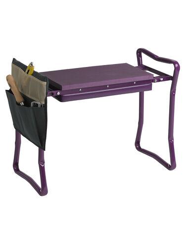 Deep-Seat Kneeler Tool Pouch