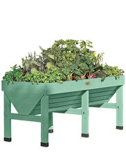 VegTrug™ Patio Garden, Robin Egg Blue