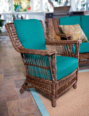 Legacy Outdoor Wicker Armchair