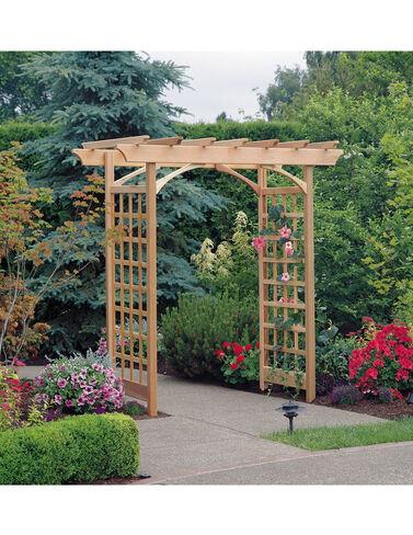 Berkeley Arbor Arbor, Arch, Garden Arbor, Garden Arch, Arbors, Archway, Arches, Garden Structures, Pergola, Lattice