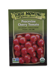 Peacevine Cherry Tomato Organic Seeds