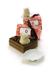 Owl Gift Soap Set