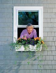 Self-Watering Windowbox