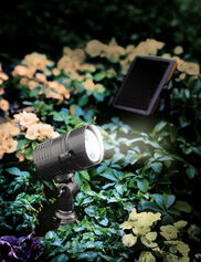Superbright Solar Spotlight