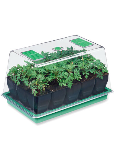 Deep Root Seedstarting System, Black Seed Starting, Seedling, Seedstarting Supplies, Gardening, Seed-Starting, Garden