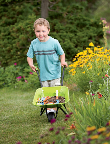Kid's Garden Gear Gift Set
