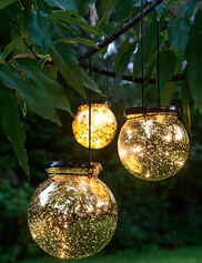 solar fairy dust ball - Yard Decor