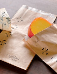 Cheese Storage Bags, Set of 15