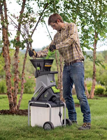 Earthwise Combo Chipper Shredder Gardeners Com