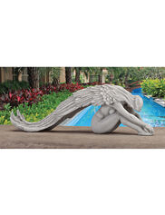 Graceful Angel Garden Statue