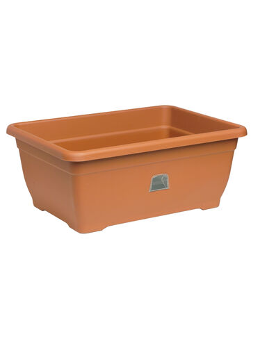Self-Watering Patio Planter, Terra Cotta